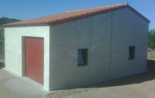 2013 ASCÓ – ALMACÉN AGRÍCOLA – FERRÁN