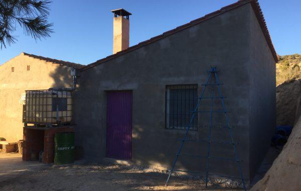 2015 MEQUINENZA- ALMACÉN AGRÍCOLA – BORBÓN
